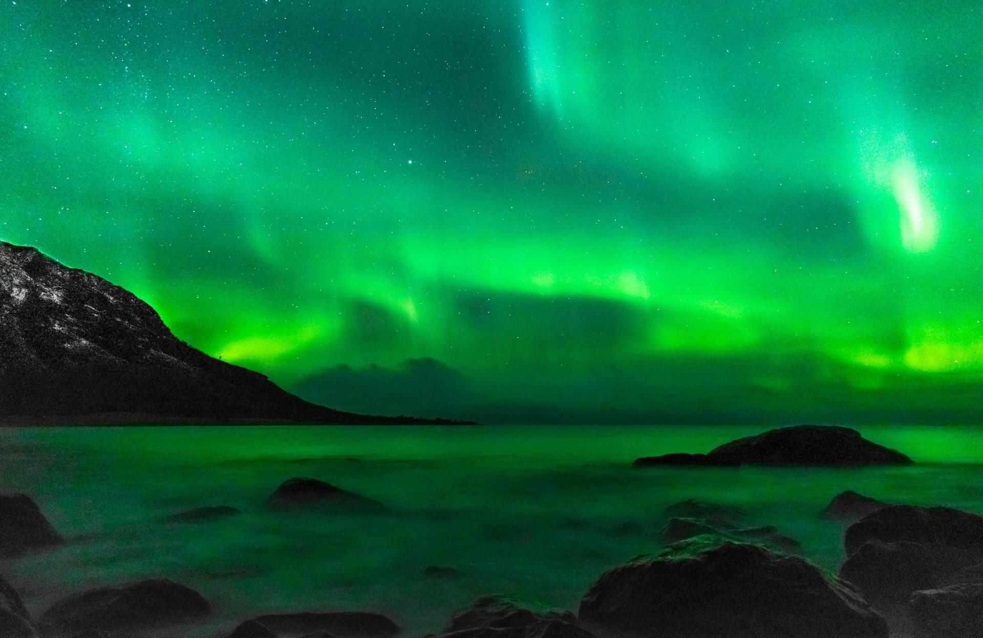 Reykjavik Polarlichtertour jetzt erleben ab 37,77€ Nordlichter Tour