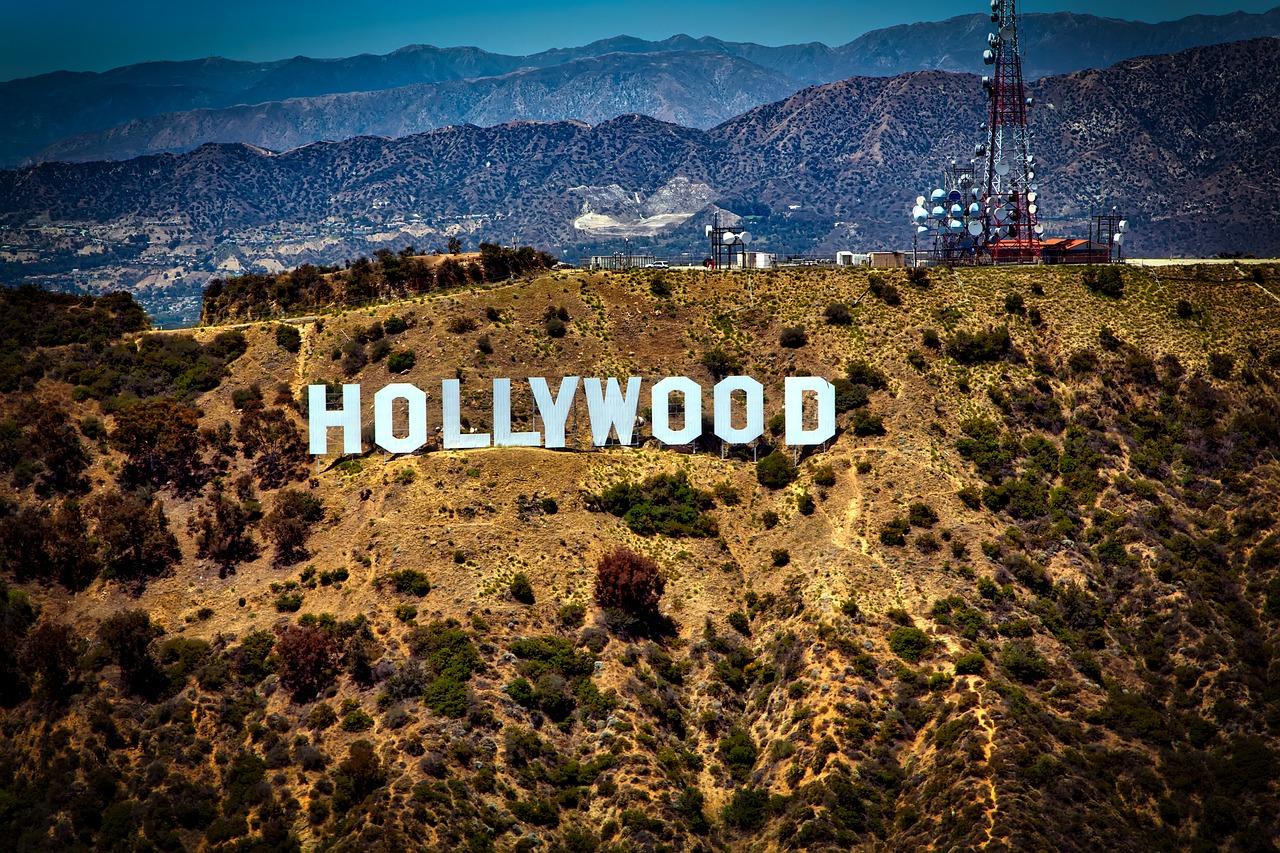 Schonmal in Hollywood gewesen