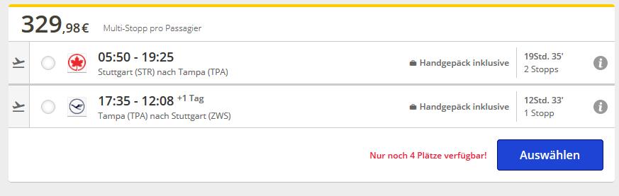Screenshot Ab Stuttgart 11.November bis 02. Dezember