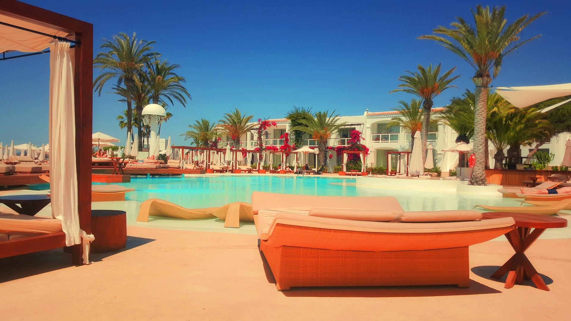 Selbst an Verfügaren Hotels kann man einen Badeurlaub in Verbindung mit der Rabattaktion buchen
