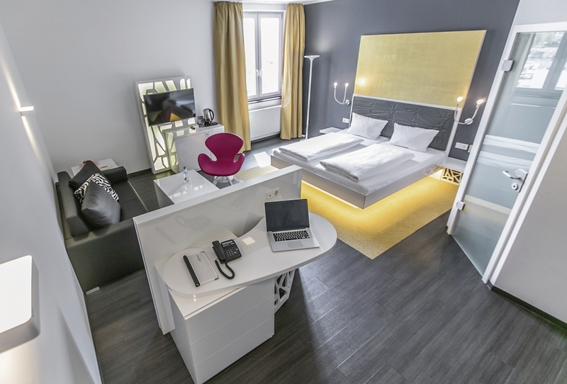 Sinsheim Hotel Zimmer Beispiel