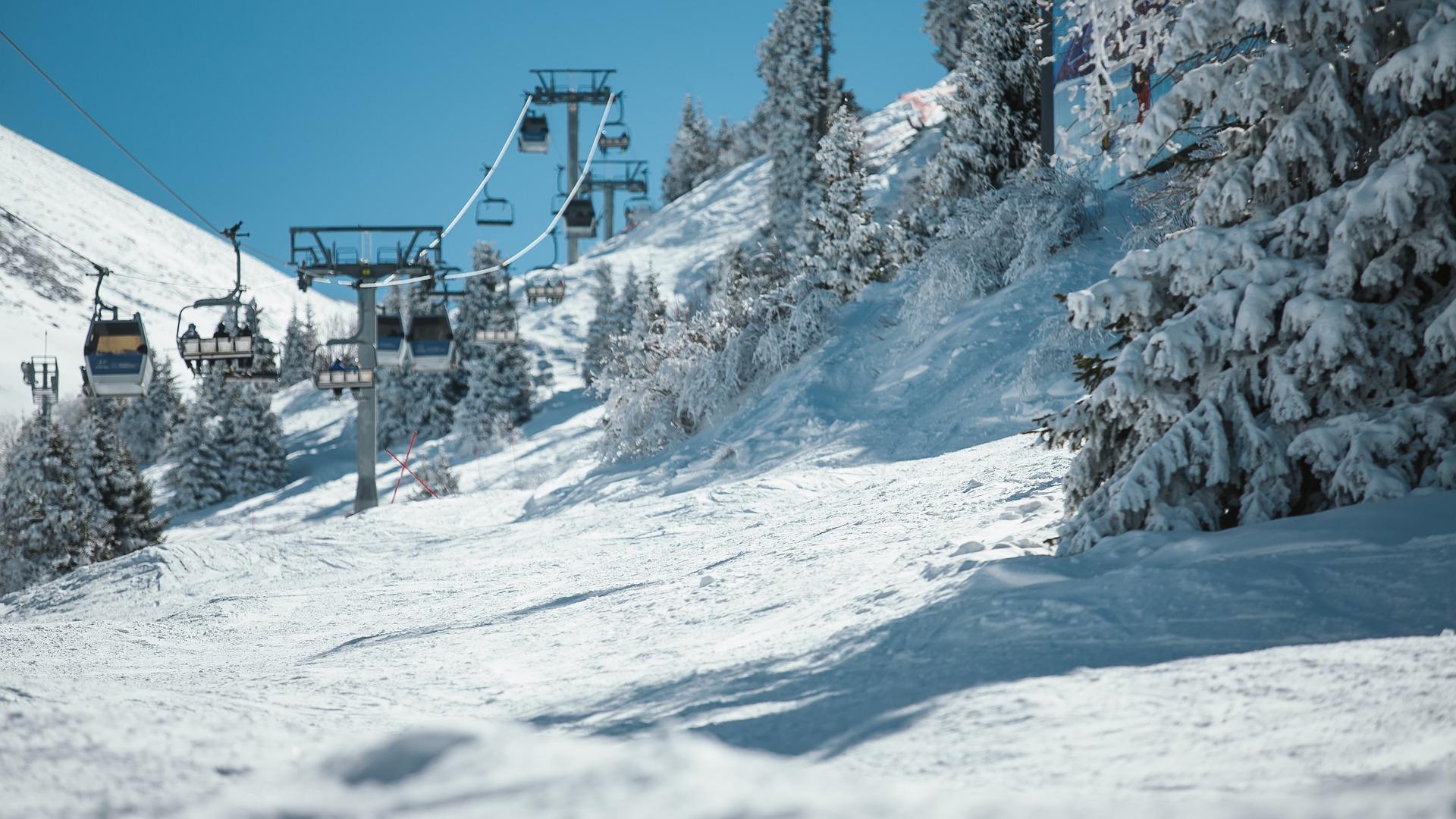 Skiurlaub ist hier sehr beliebt - da hier alles sehr günstig ist für einen langen Winterurlaub