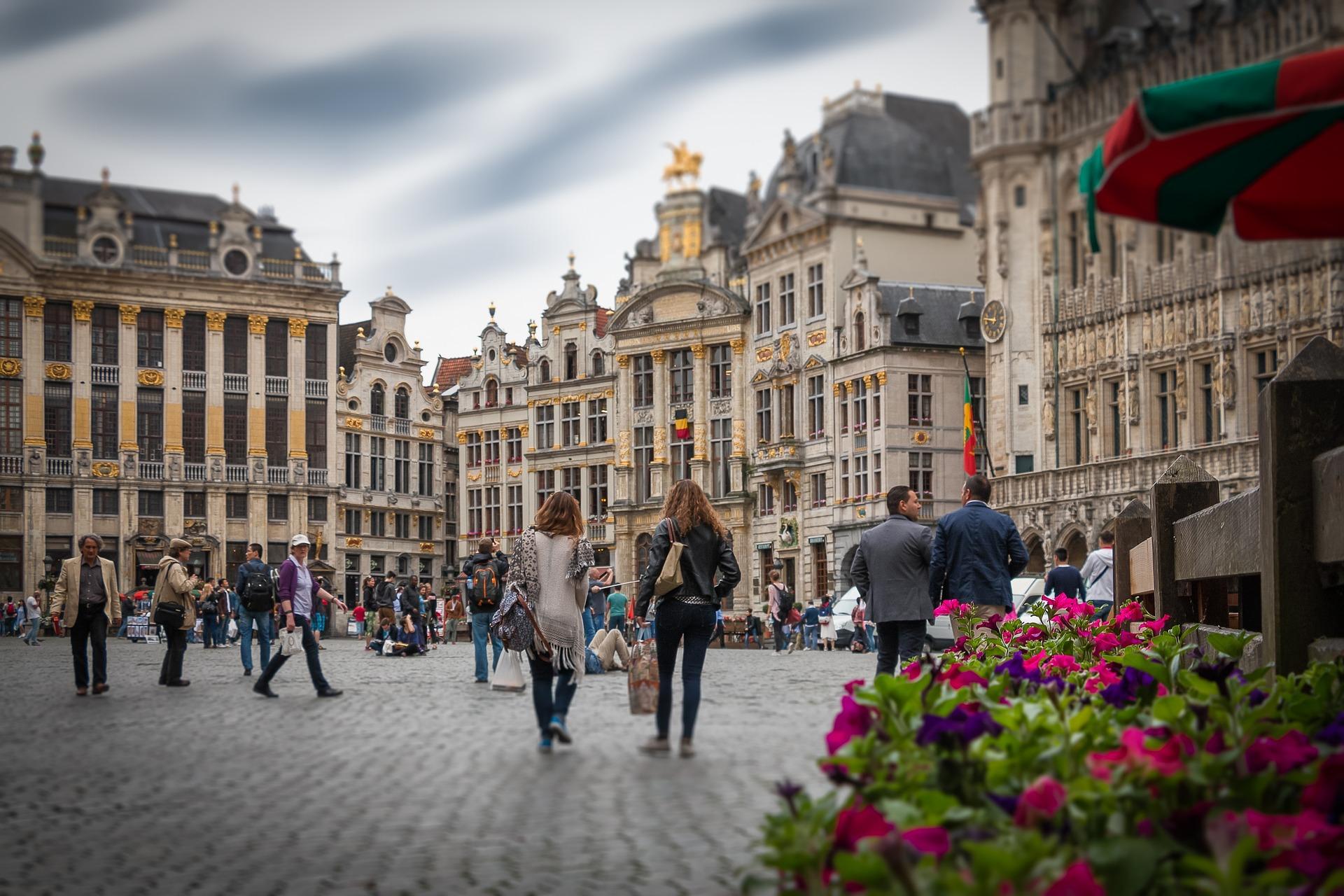 Städtereise nach Brüssel im 4 Sterne Hotel by Marriott ab 79,00€