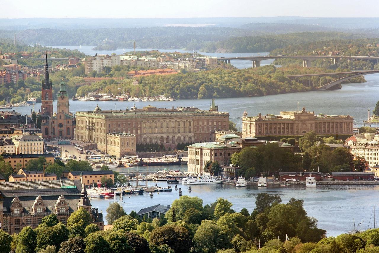 Stockholm noch unter den Top 10 Hauptstädte in Europa