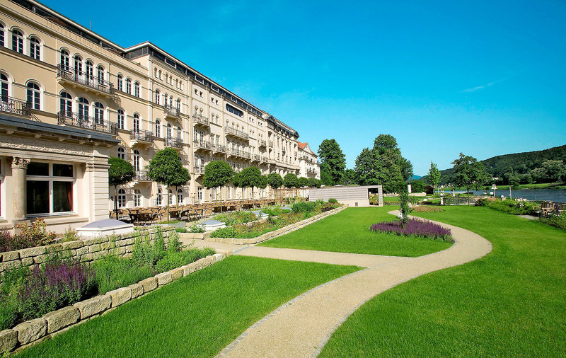 Toskana Therme Bad Sulza 5 Tage Fußweg von dem Hotel