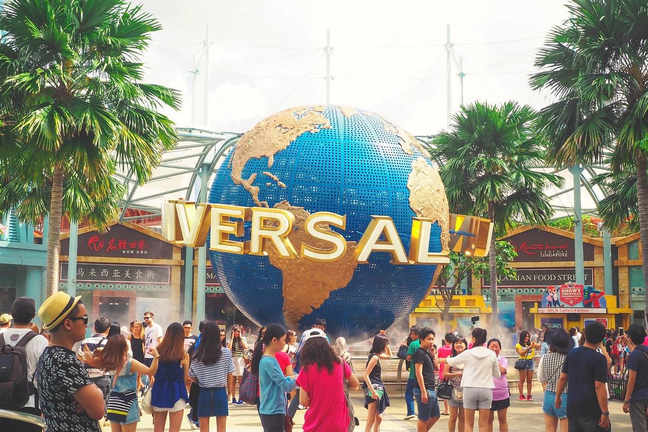Universal Studios in Carlifornien