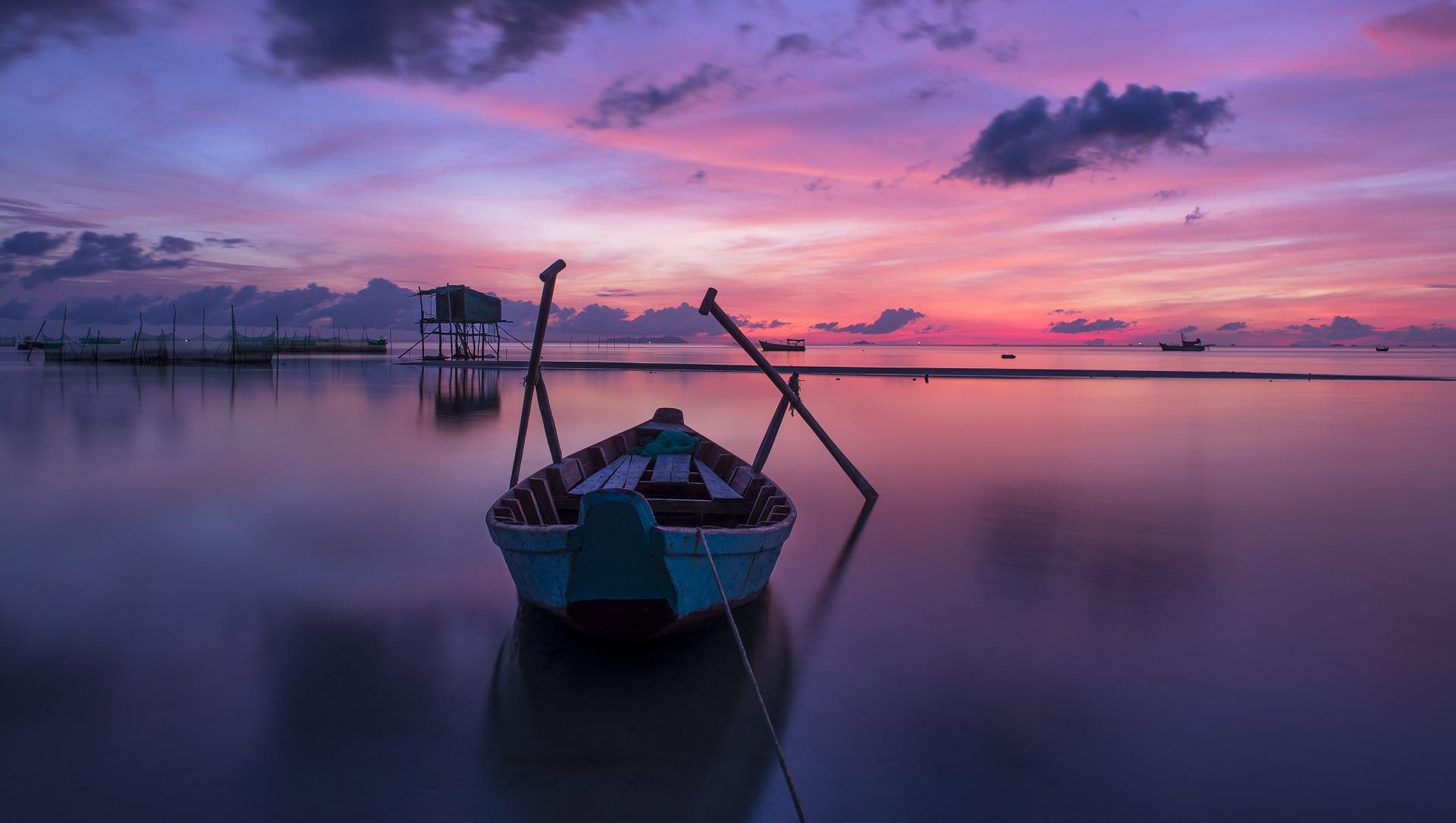 Wenn die Sonne in Südostasien aufgeht