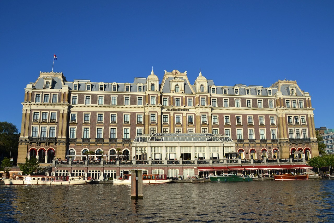Wie wäre es mit dem Hotel in Amstel