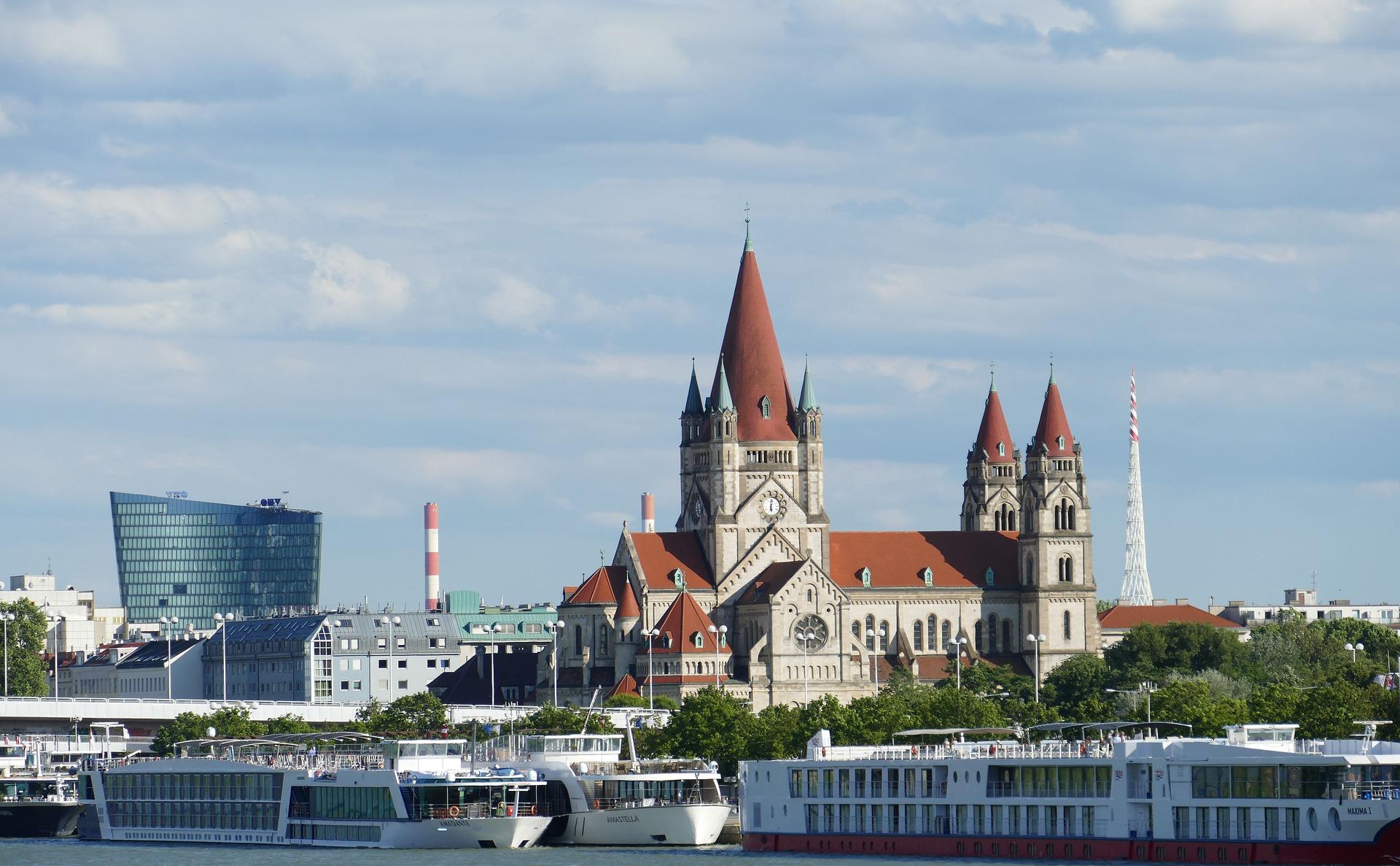 Wien -Flusskreuzfahrten alle Destinationen