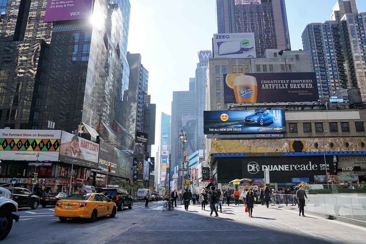Willkommen in Manhattan