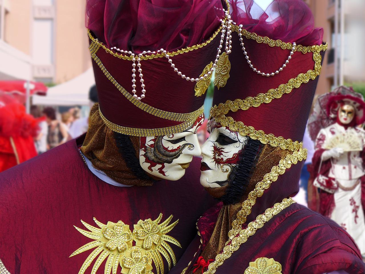 Wo feierst du Karneval in Venetien oder daheim