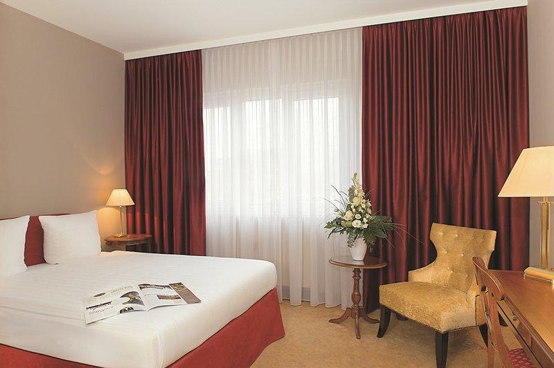 Zimmer Beispiel in der Victors Residenz Saarlouis