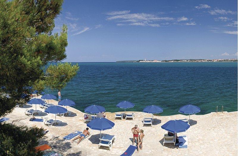 familienurlaub in kroatien sandstrand