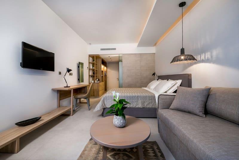 4 Sterne Zimmer - modernes Design