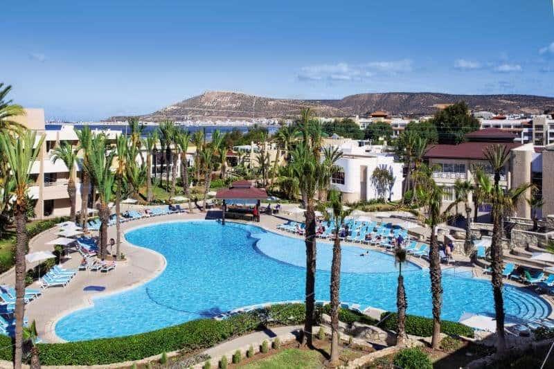 Agaidr Hotel & Flug meine Empfehlung das 4,5 Sterne Hotel LABRANDA Les Dunes d'or