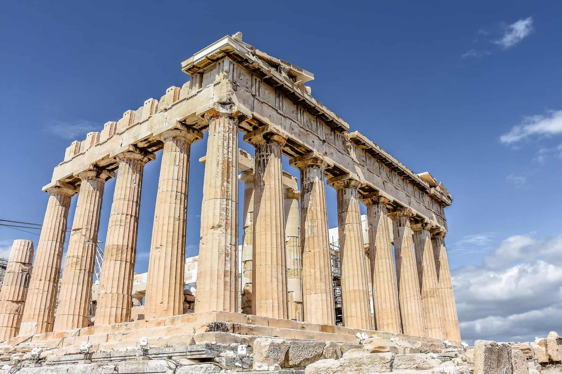 Akropolis das wichtigste Monument des Landes - Pauschalreise Athen ruft!