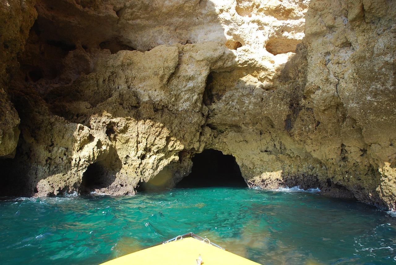 All Inclusive Algarve 2019 - aufjedenfall einen Ausflug durch die Meereshöhlen planen