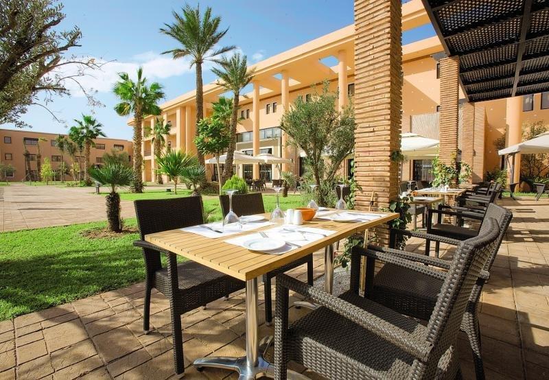 All Inclusive Verpflegung im Hotel mit 83% positiver Bewertung