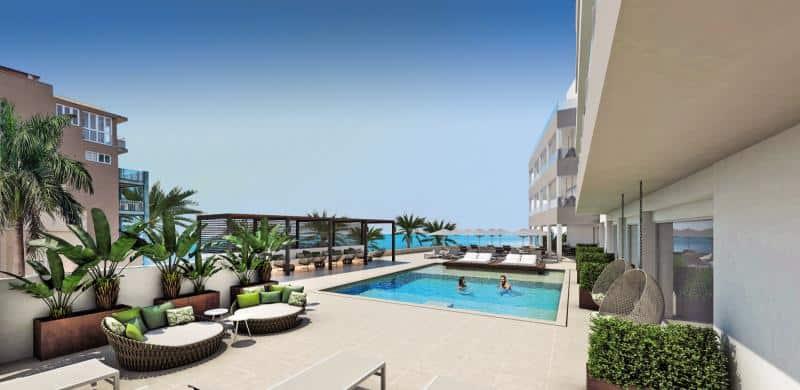 Allsun Hotel Marena Beach meine Empfehlung am S'Arenal