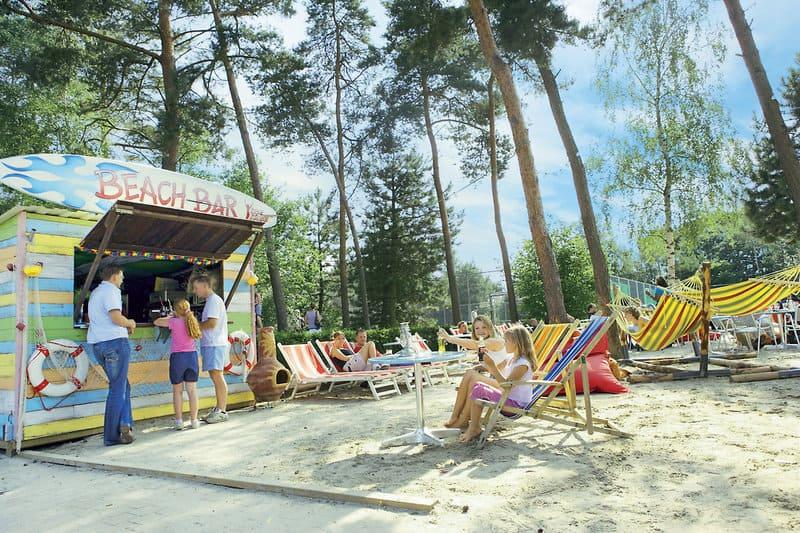 An der Beach Baar kann man an warmen Tagen einen perfekten Badetag am See verbringen