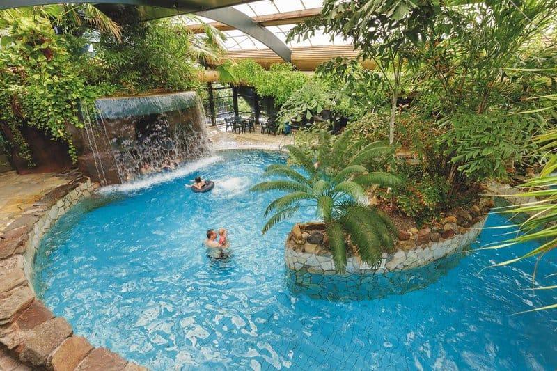 Aqua Mundo Holland- Center Parcs Het meerdal drei Sterne Kategorie