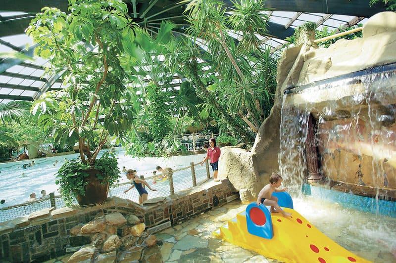 Aqua Mundo ein Traumhafter tropischer Badeparadies