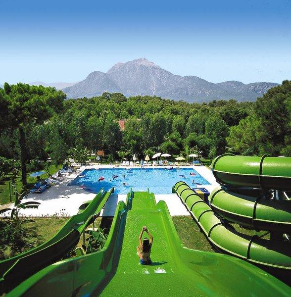Aqua Park Tekirova bei Beldibi - Hauseigen vom Hotel