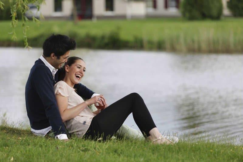 Auch päärchen können hier einen schönen Wellnessurlaub verbringen mit möglichkeiten auch aktiv zu bleiben