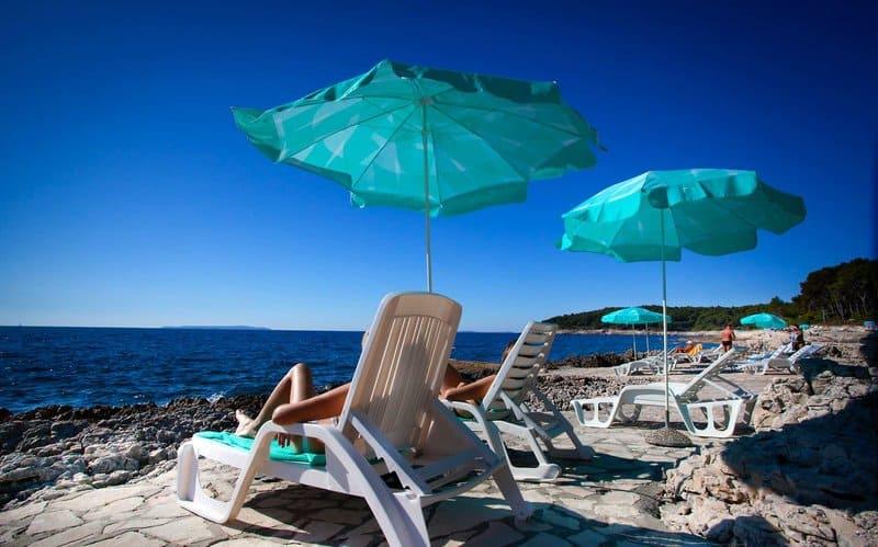 Aurora Hotel Mali Lsinj auf der kroatischen Insel 4 Sterne Hotel