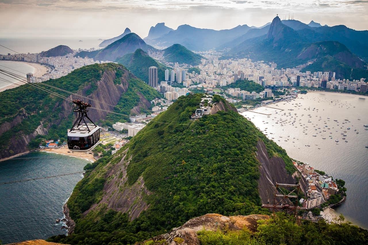 Ausblick von Corcovado