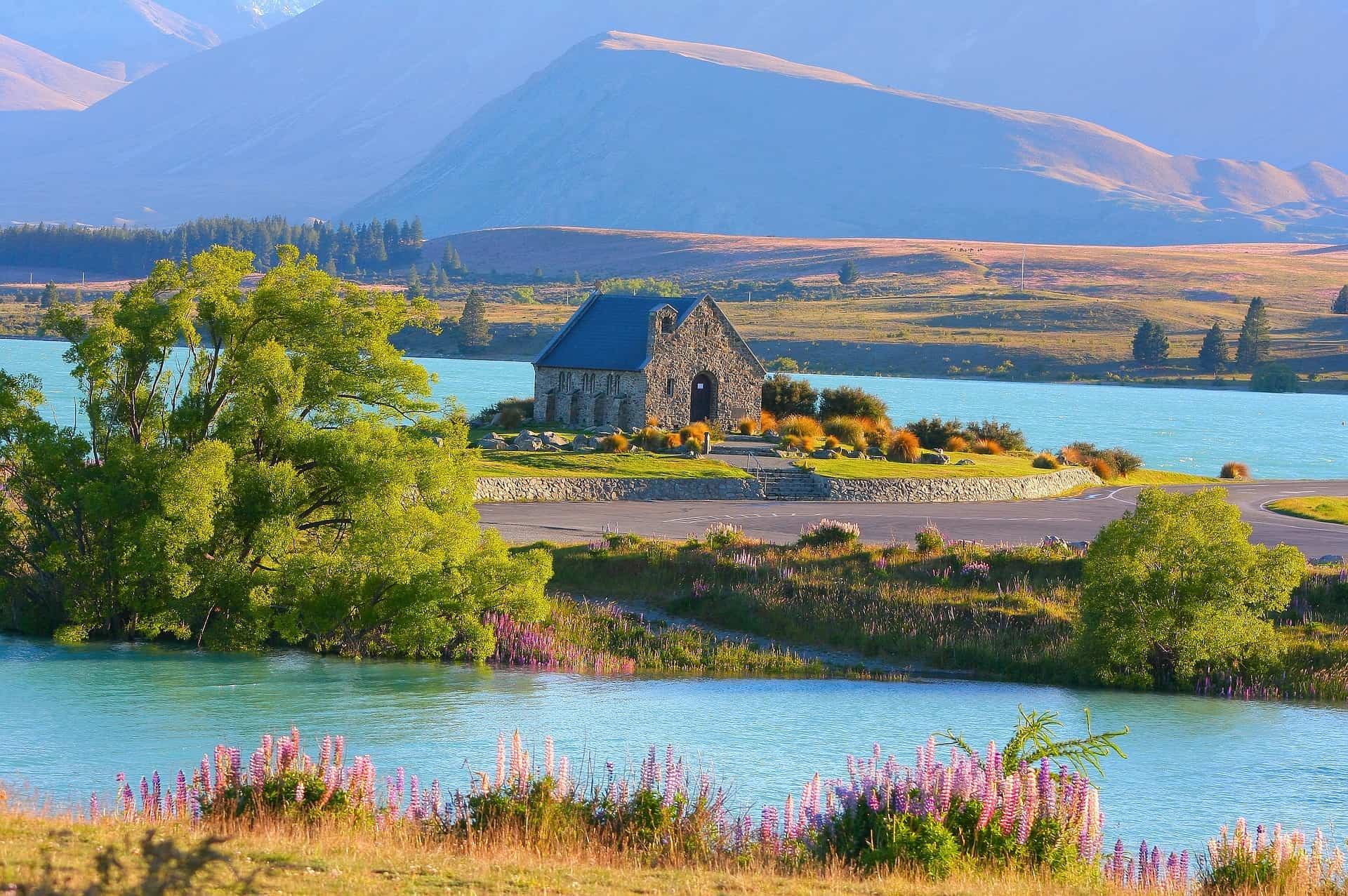 Auswandern Neuseeland ab 242,00€ p.P Work and Travel