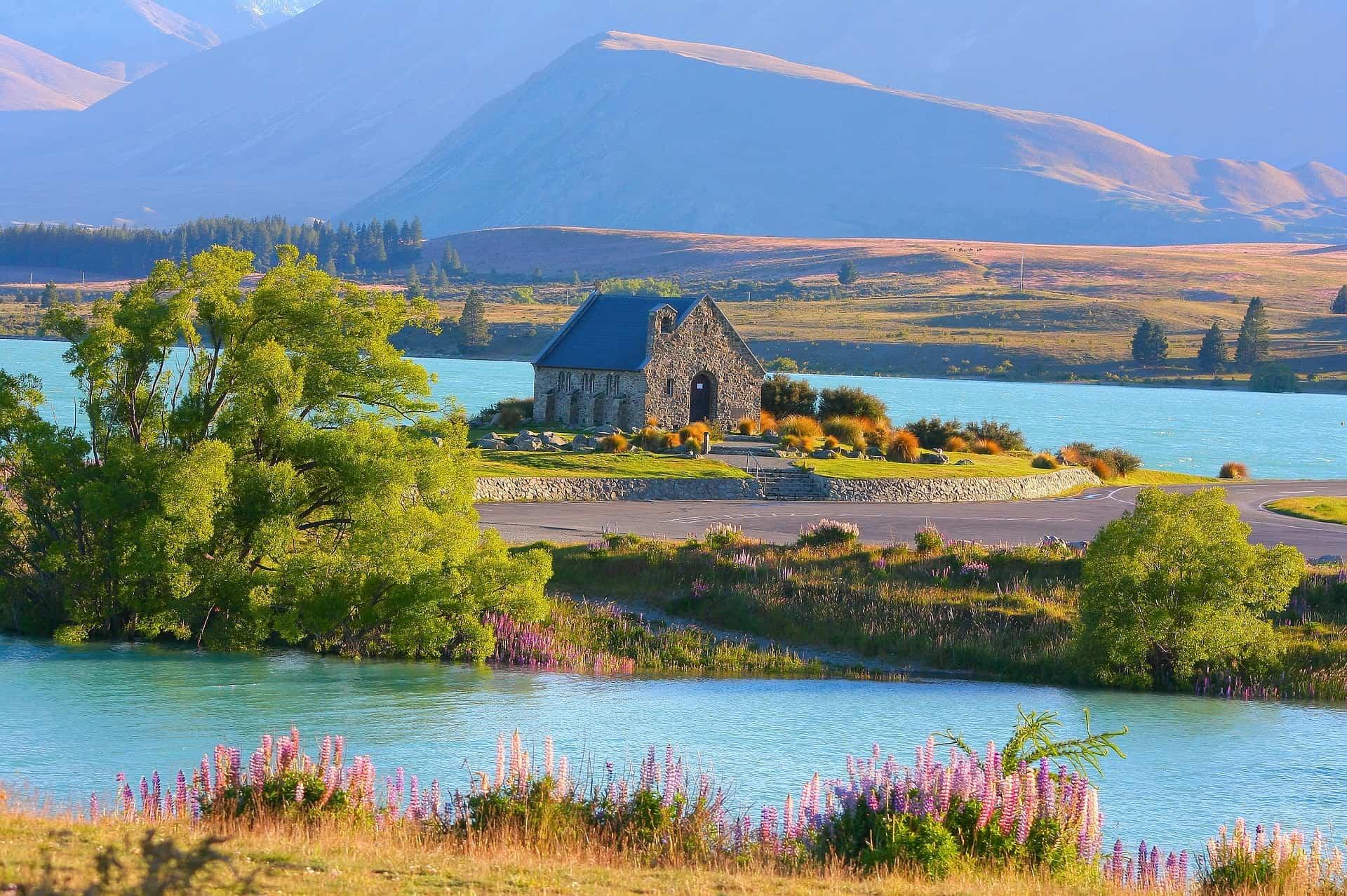 Auswandern Neuseeland ab 242,00€ p.P Work and Travel