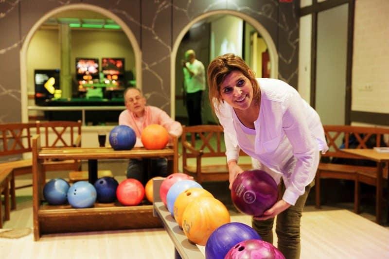 Bowling und zahlreiche weitere aktivitäten erwarten euch im Center Park Holland