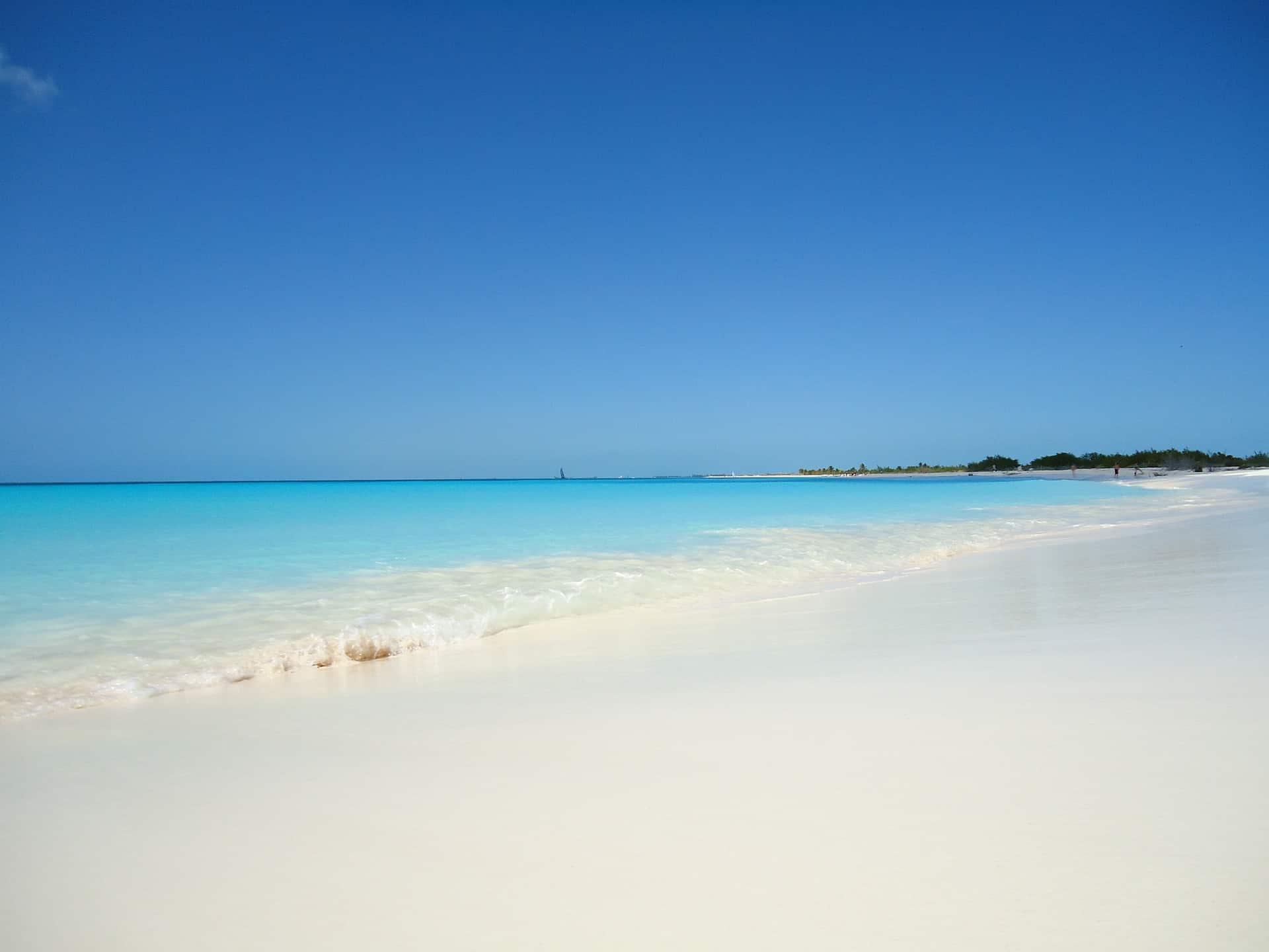 Cayo Santa Maria die vorgelagerte Insel ist das neue Honeymoon Ziel auf Cuba