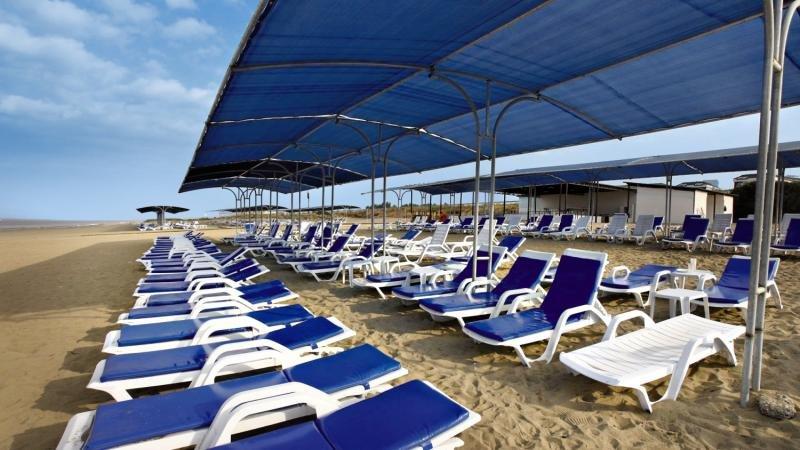 Cenger Beach Resort & Spa 5 Sterne Hotel Cengerköy