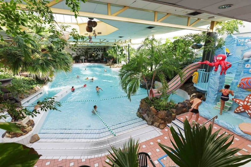 Center PArcs Limburgse Peel mit komplett renoviertem Aqua Mundo