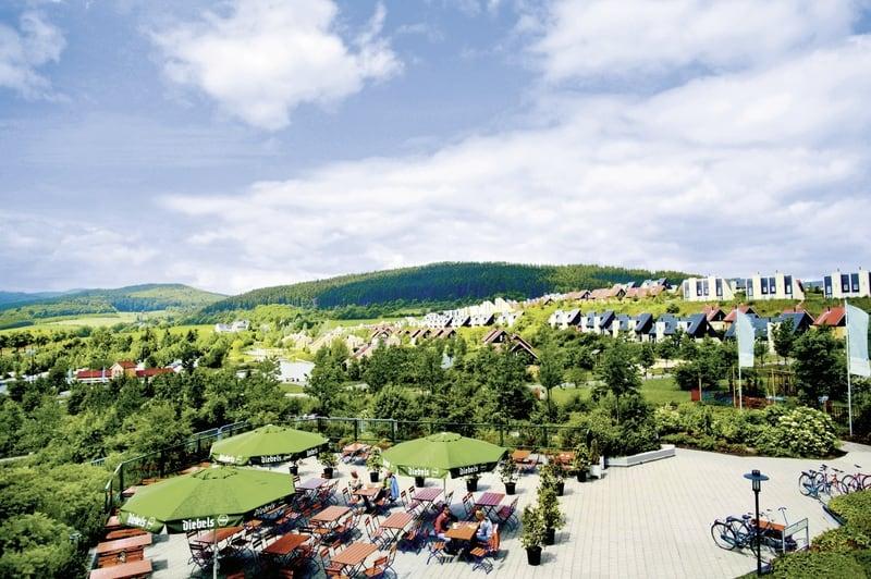 Center Parcs Hochsauerland - Hotel Park Medebach im Hochsauerland