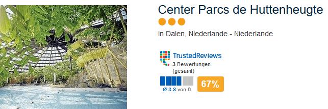 Center Parcs de Huttenheugte