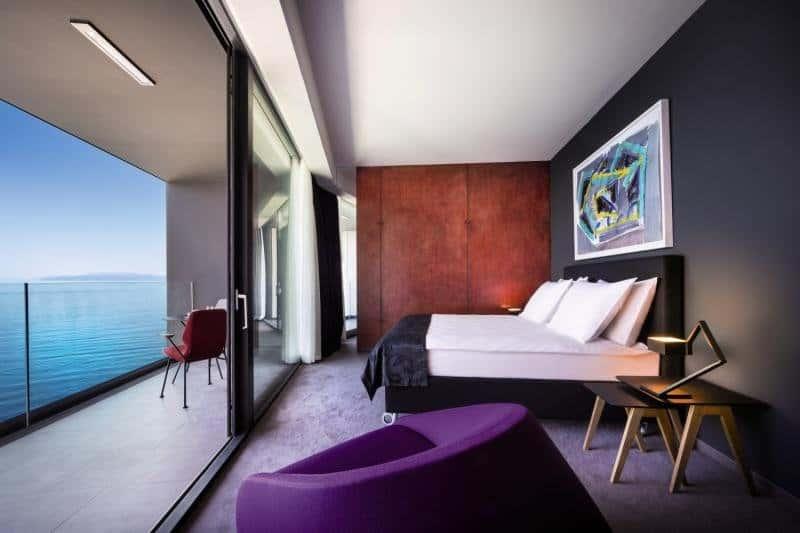 Design Hotel Navis bei Opatija