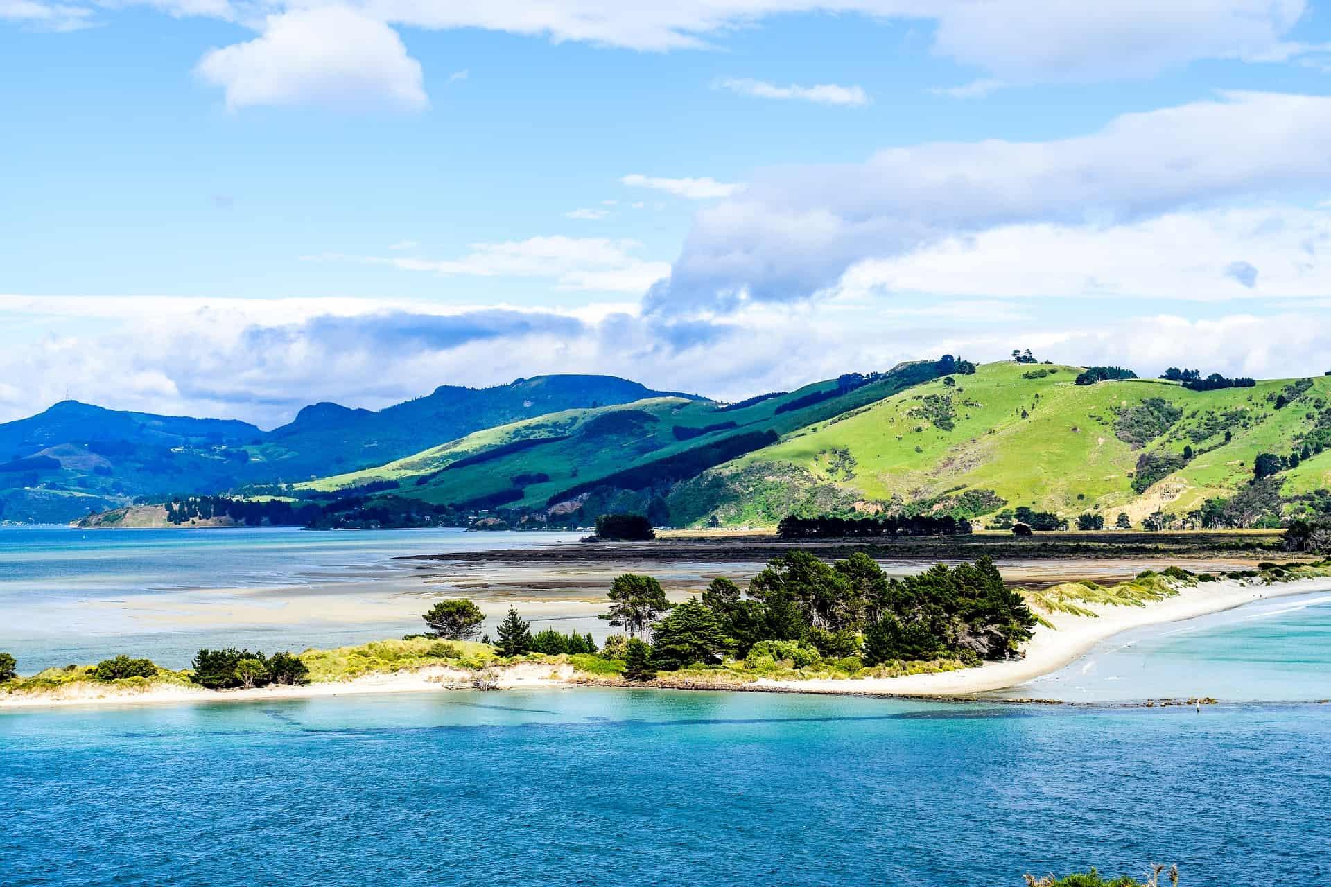 Dunedin ich empfehle euch mindestens 21 Tage zu bleiben und Rundreisen !!!