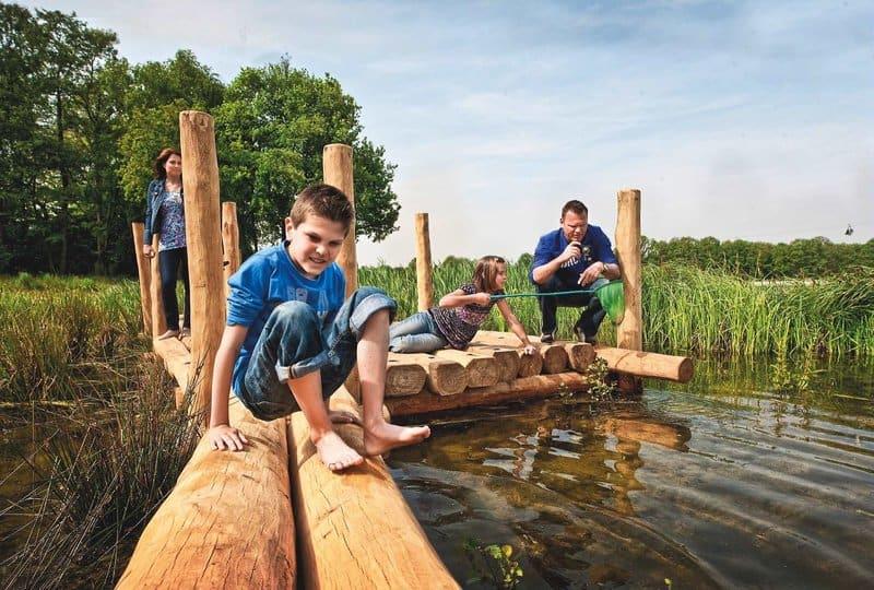 Eigenanreise Familienurlaub im Center Park de Huttenheugte
