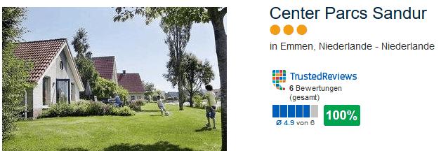 Emmen bei Limburg - Center Parcs Sandur