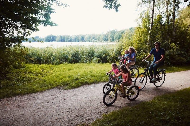 Fahrradtouren durch das schöne Flachfland der Niederlande - de Huttenheugte