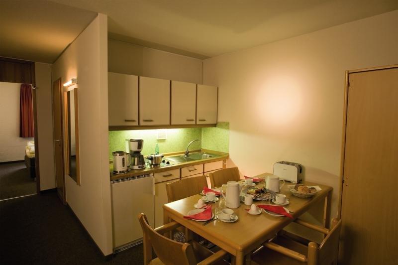 Familiär eingerichtet ist das Zimmer trotz einer All Inklusive Verpflegung