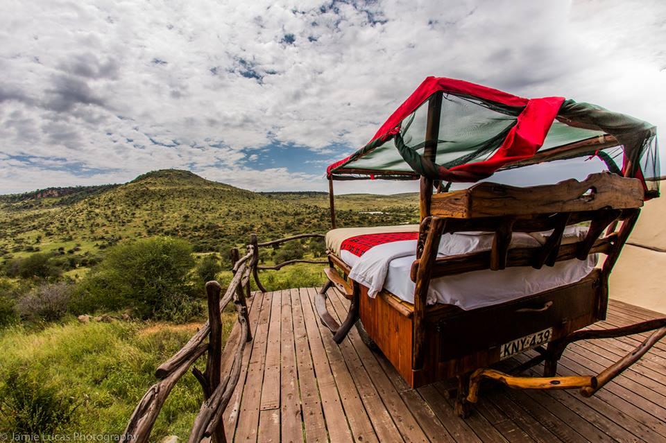 Ferienlager Kenia