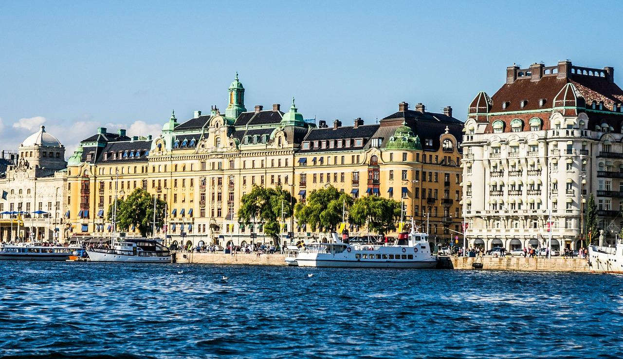 Flug nach Stockholm ab 2,49€ wenn Städtereisen dann jetzt!