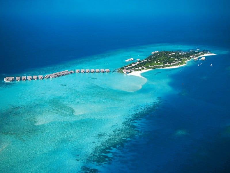 Four Seasons Resort Süd Maalhosmadulu - Malediven Urlaub Luxus
