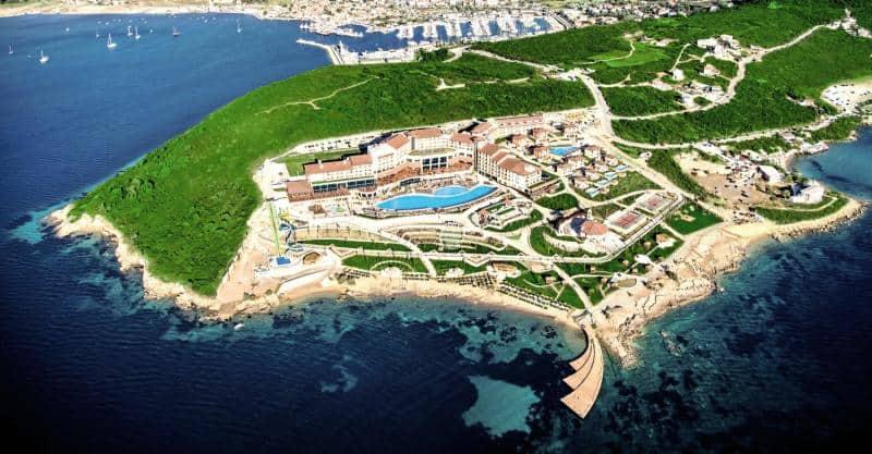 Für einen unbeschwerten Badeurlaub aufjedenfall in das Euphoria Aegean Resort & Spa