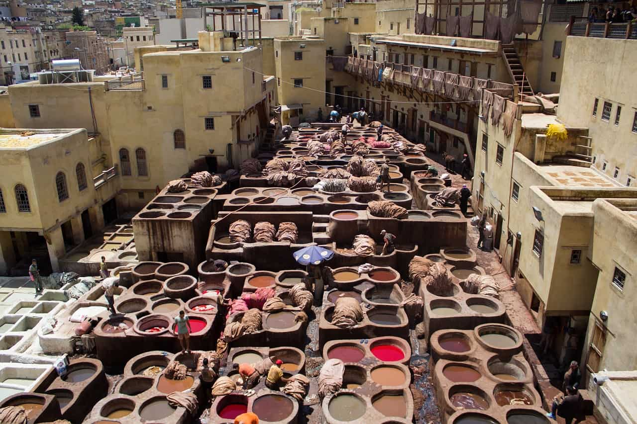 Geberei Marokko Kurztrip nach Fes günstig buchen unter 25,00€