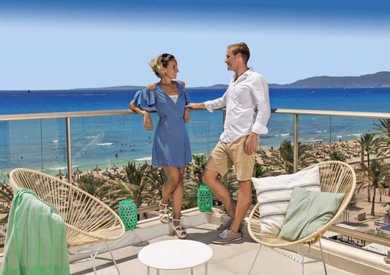Gehobener Urlaub im allsun Hotel am Playa de Palma